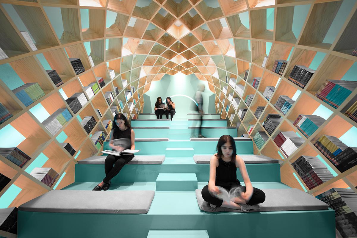 anagrama-designs-a-domed-bookshelf-for-a-monterrey-bookstore-1